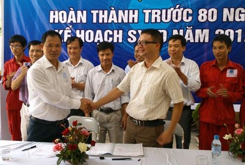 Nhà máy thủy điện Nậm Cắt: Điểm sáng ở Việt Bắc